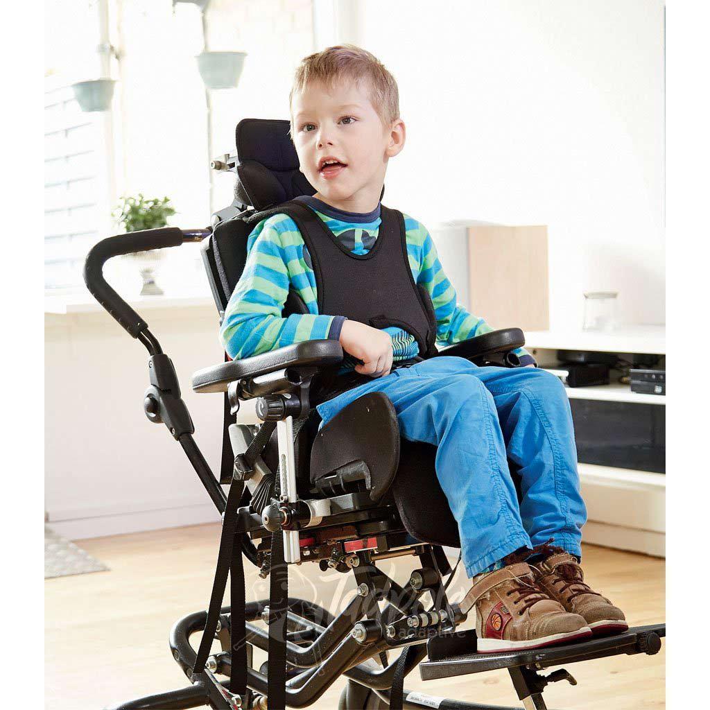 Seggioloni polifunzionali e sistemi posturali